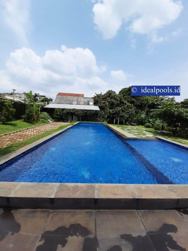 Kontraktor Kolam Renang Jakarta Selatan dengan Reputasi Terbaik