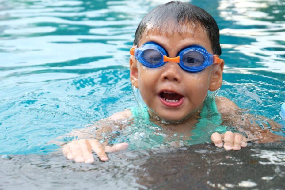 Belajar Teknik Bernafas Saat Berenang